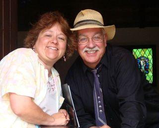 Joan Kirchner and Fellow Musician Richard Busch