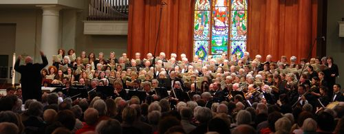 Beethoven Concert May 10 2011 Chorus and Orchestra