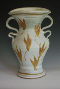 Margie Skaggs Pottery Vase 3