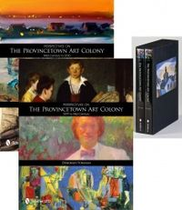 Perspectives on the Provincetown Art Colony Book Cover - Set of 2 Books