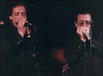 Charlie Musselwhite Live 1987