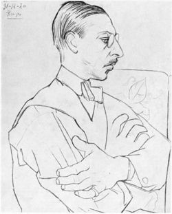 481px-Igor_Stravinsky_as_drawn_by_Pablo_Picasso_31_Dec_1920_-_Gallica
