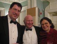 Simon Sinfonietta 039 mm (3) 3 31 12 Concert Maestro Stephen Simon, Bonnie Ward Simon, Clarinetist Mark Miller