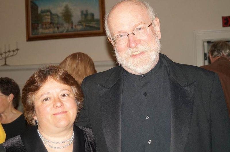 Joan Kirchner and David MacKenzie 2 Mastersingers Concert April 27 2013 ArtistsAndMusicians