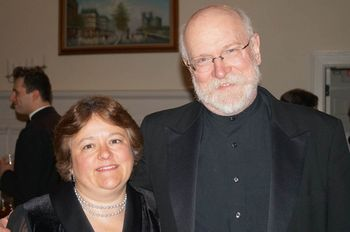 Joan Kirchner and David MacKenzie Mastersingers Concert April 27 2013 ArtistsAndMusicians