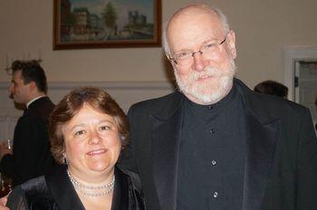 Joan Kirchner and David MacKenzie Mastersingers Concert April 27 2013 ArtistsAndMusicians