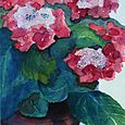 Hydrangeas by Bonnie Brewer