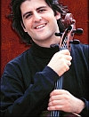 Cellist Amit Peled