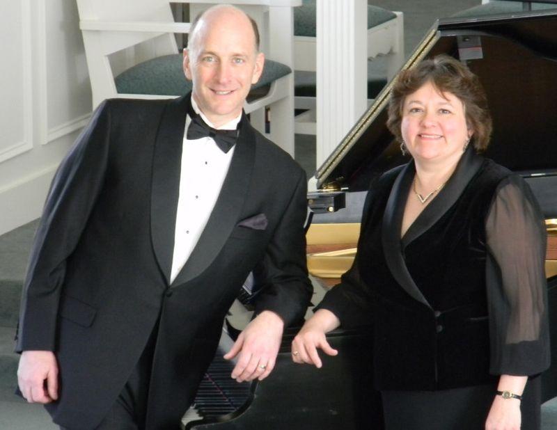 Joan Kirchner and John Murelle 2