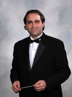 Director T  Joseph Marchio of the Chatham Chorale (5)