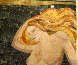Mermaid by Laura Baksa DETAIL