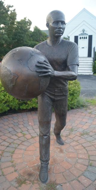 Journey Sculpture