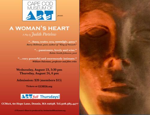 A Woman's Heart CCMoA 7 22 17 copy