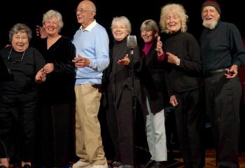 Radio Cast and Crew