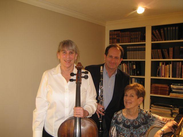 Anne Franciose Perrault, Elizabeth Schultz, Mark Crociati