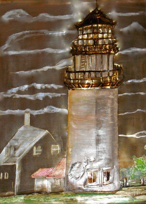 Light Houses _Highland II_ ciselage 16_x22_ 2011 Rosa Maria Pimenta  (3)