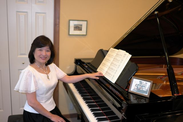 Longy Student of Anne Franciose Perrault who Performs and Teaches in Japan