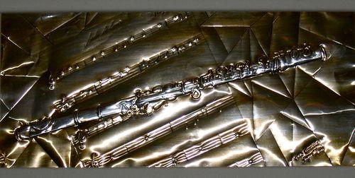 Musical Inspiration clarinet